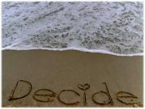 Decide-mindset