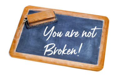 "A new take on ""You are not broken"""