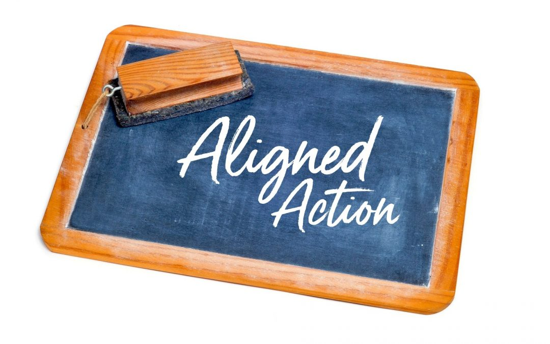 The Importance of Aligned Action