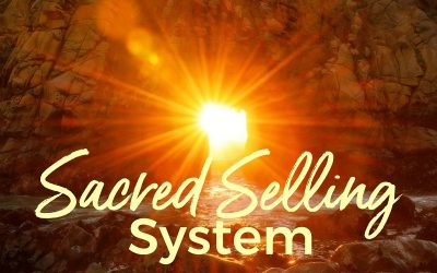 Introducing the Sacred Selling System