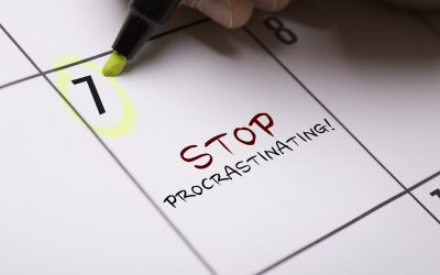 How to Eliminate Procrastination and Self-Sabotage