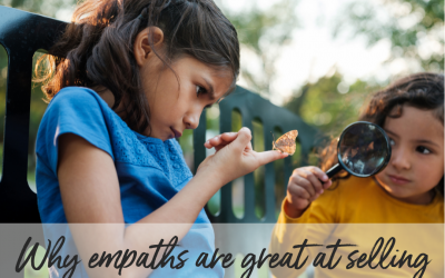 Why empaths are great at selling